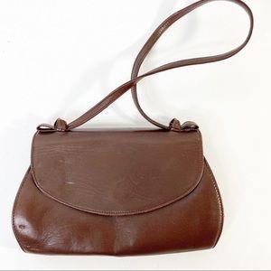 Stuart Weitzman Brown Leather handbag